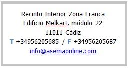 Direccion ASEMA